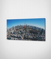 Tokyo Tower Canvas