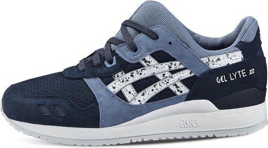 Asics Gel Lyte III Indian Ink H6B2L 5001, Mannen, Blauw, Sneakers maat: 35 EU