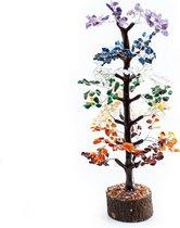 Edelsteenboom Chakra Edelstenen – 30 cm