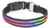LED Halsband Waterproof Multicolor 35-40cm PX1+M Hilox