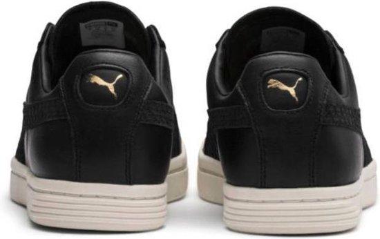 bol.com | Puma Court Star FS leer premium zwart sneakers ...