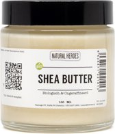 Raw Shea Body Butter - 500 ml