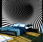 Fotobehang - Abstracte achtergrond 3D - Multi Colour