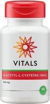 N-acetyl-L-cysteïne