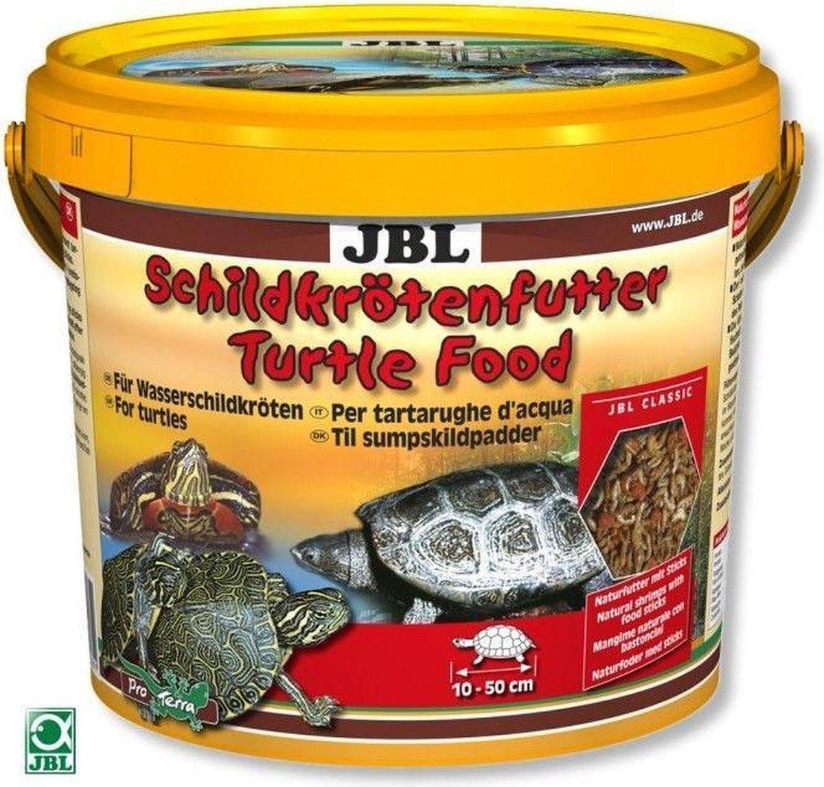 Jbl schildpadvoer - 1 ST   2,5 LTR