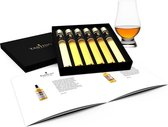 Tasting Collection Irish Whiskey Proeverij - 6 Tubes in Luxe Doos