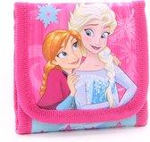 Disney Frozen - Portemonnee: 10x10 cm