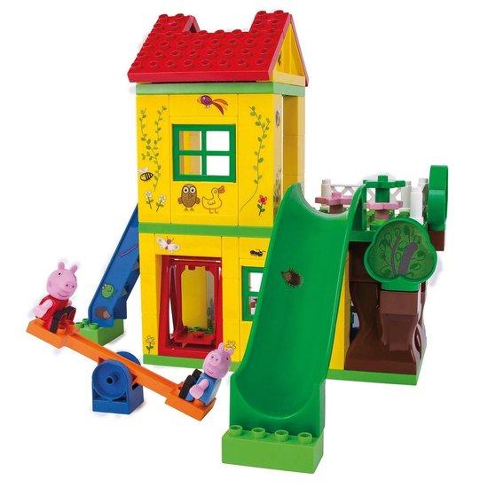 BIG-Bloxx Peppa Pig Play House - Constructiespeelgoed - BIG