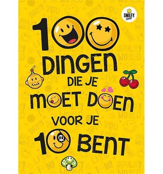 100 dingen die je moet doen voor je 10 bent - Hanne Vandenbroeck pdf epub