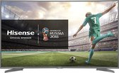 Hisense H55N6600 tv 139,7 cm (55'') 4K Ultra HD Smart TV Wi-Fi Grijs