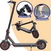 Bol.com-Elektrische Step voor Volwassenen en Kinderen - Electrische Step - E Step - Elektrische Steps - Opvouwbaar - 25KM/H - Massieve Banden - 350W - 33KM - Zwart-aanbieding