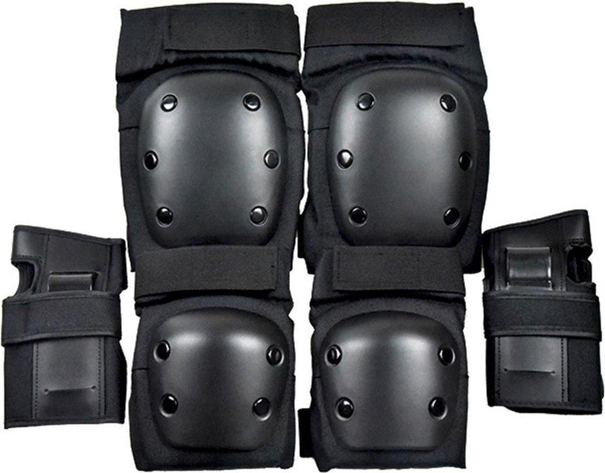 BOTC Skate Beschermset - Ink Shield - Zwart - L