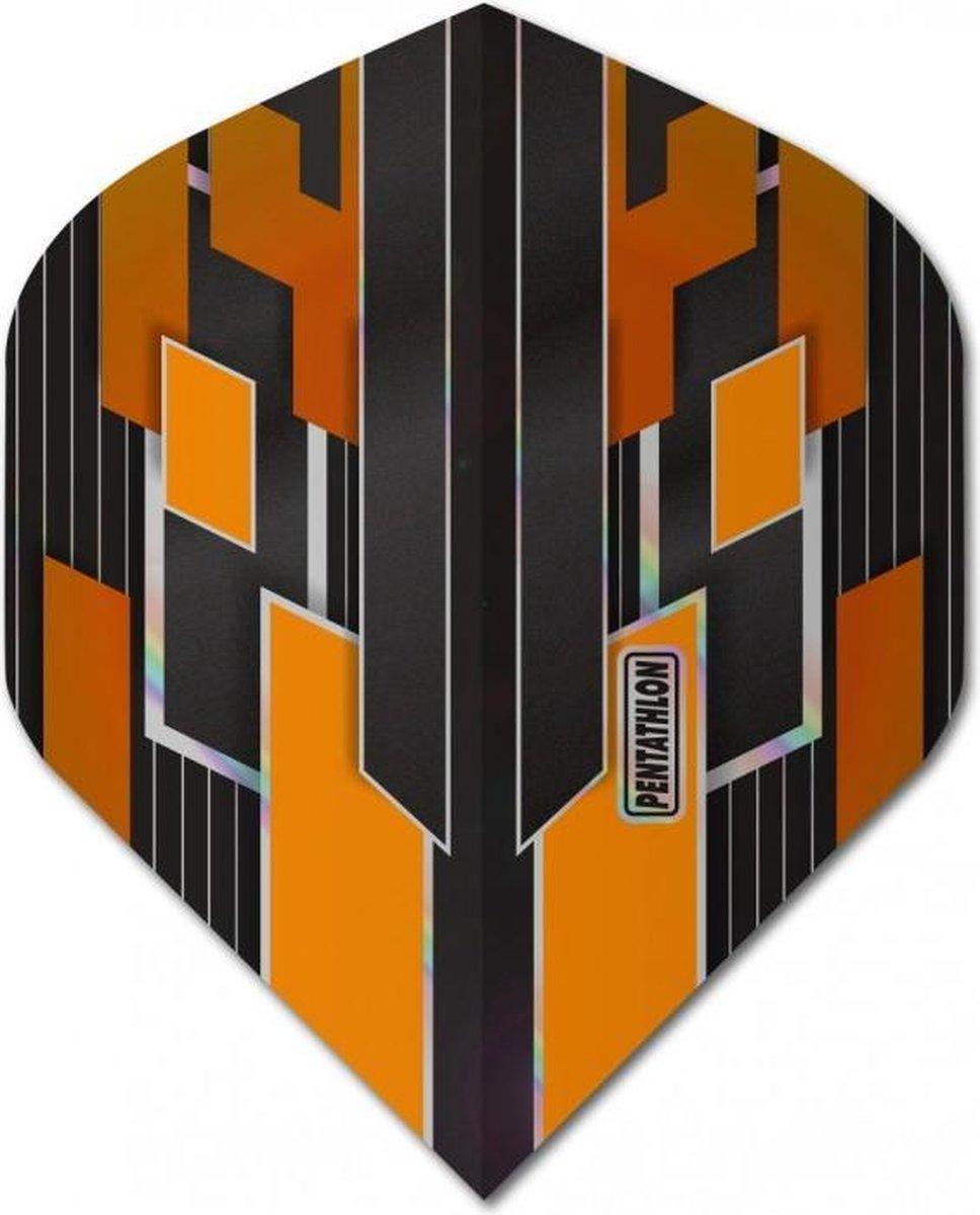 Pentathlon Gilded Oranje 3 sets