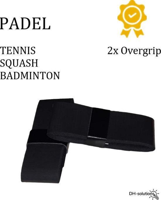 DH-solutions - Overgrip - Grip - Griptape - Padel grip - Padelracket - Padel...