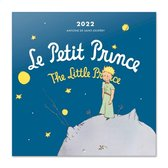 De Kleine Prins-kalender 2022-Le Petit Prince-Antoine de Saint-Exupéry-formaat 30x30cm