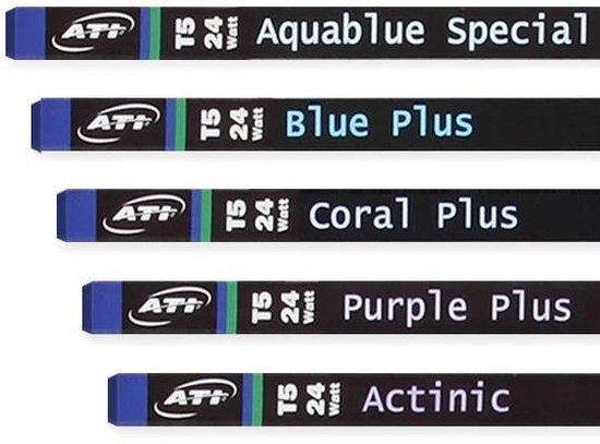 ATI T5 Aquablue Special 24 watt - Verlichting - Aquarium Lamp - LED - aquarium verlichting - aquarium verlichting led - Zee aquariumverlichting - LED verlichting aquarium - Zee aquarium LED verlichting - aquarium