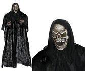 Skelethanger Zwart 116275 (160 Cm)