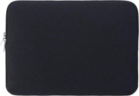 Laptop en Macbook Sleeve - 15.6 inch - Zwart
