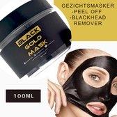 Peel off masker - Gezichtsmasker - Blackhead remover - mee eter verwijderaar - Zonder lijm - 100ml