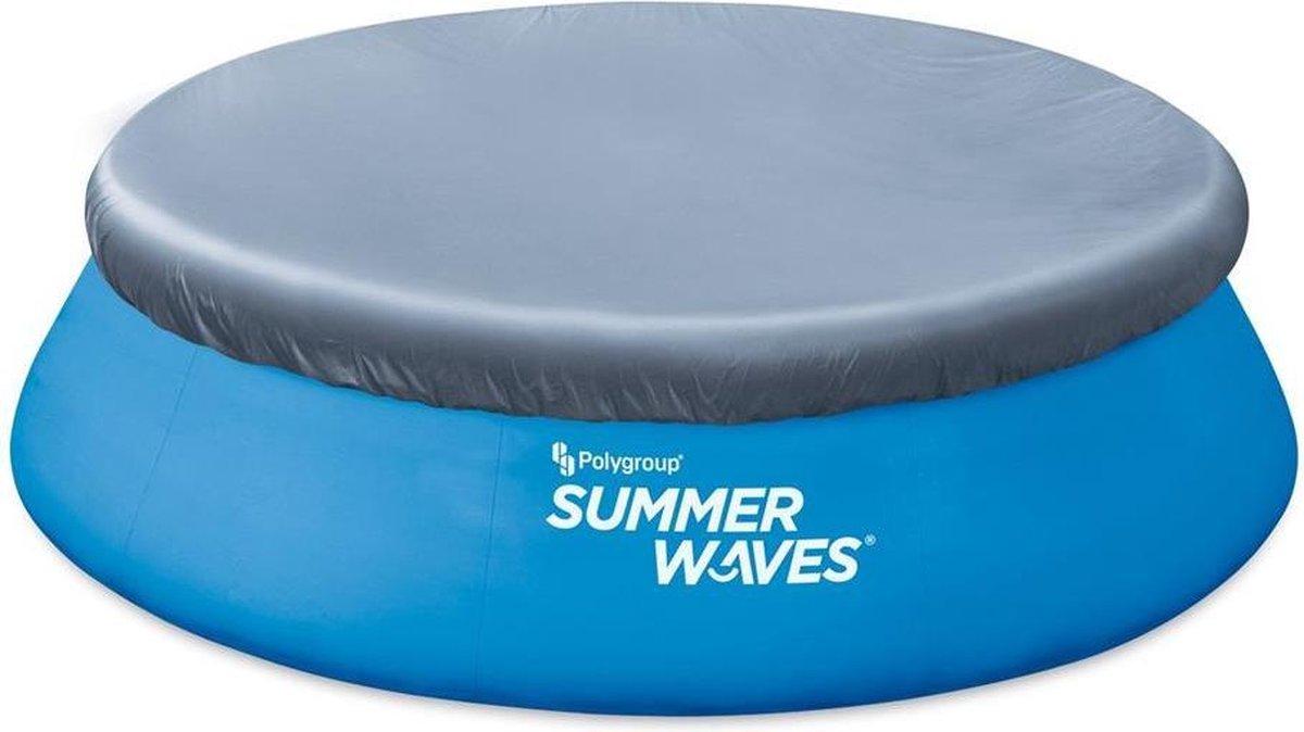 Summer Waves Afdekzeil voor Quick Set Zwembad - 366 cm