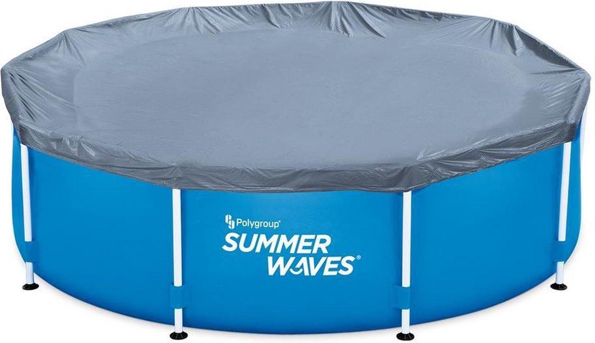 Summer Waves Active Afdekzeil voor Frame Zwembad - 305 cm