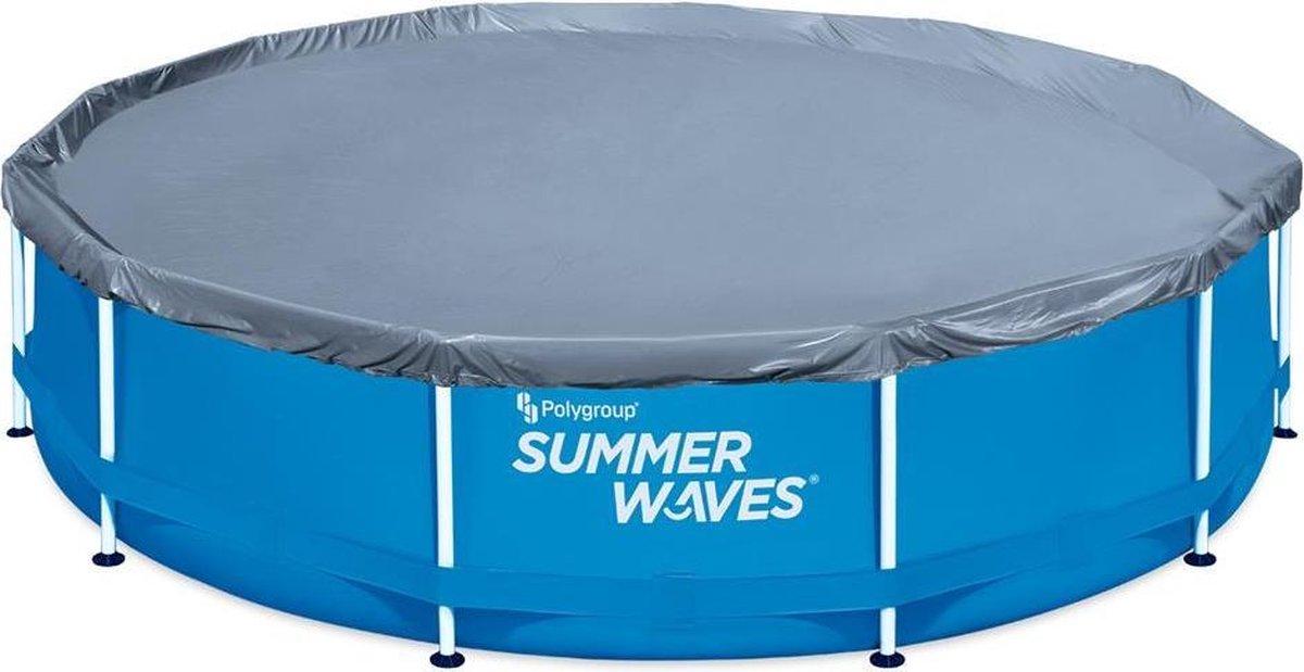 Summer Waves Active Afdekzeil voor Frame Zwembad - 366 cm