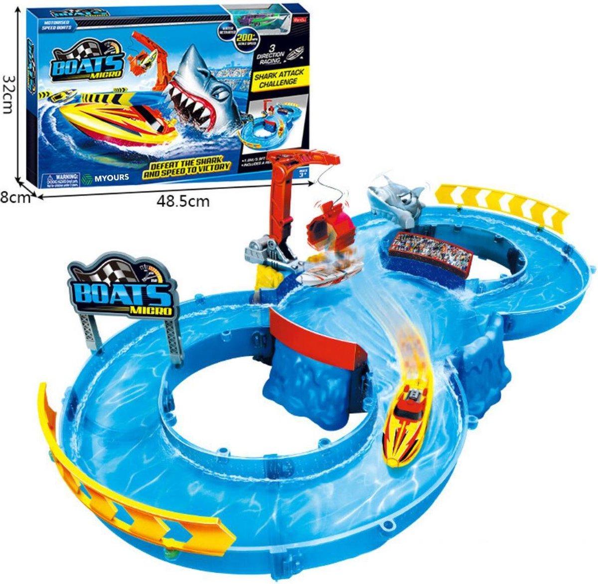 Myours® - Waterbaan | waterspeelgoed | waterbaan speelgoed | aquaplay