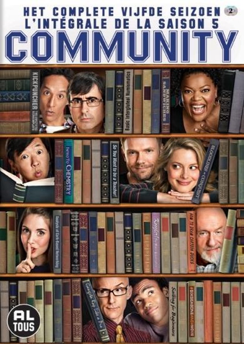 Community - Seizoen 5 - Tv Series