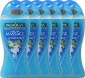 Palmolive Aroma Sensations Feel the Massage Douchegel 6 x 500 ml Voordeelverpakking