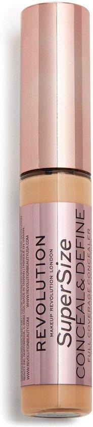 Makeup Revolution Conceal & Define Supersize Full Coverage Concealer – C11