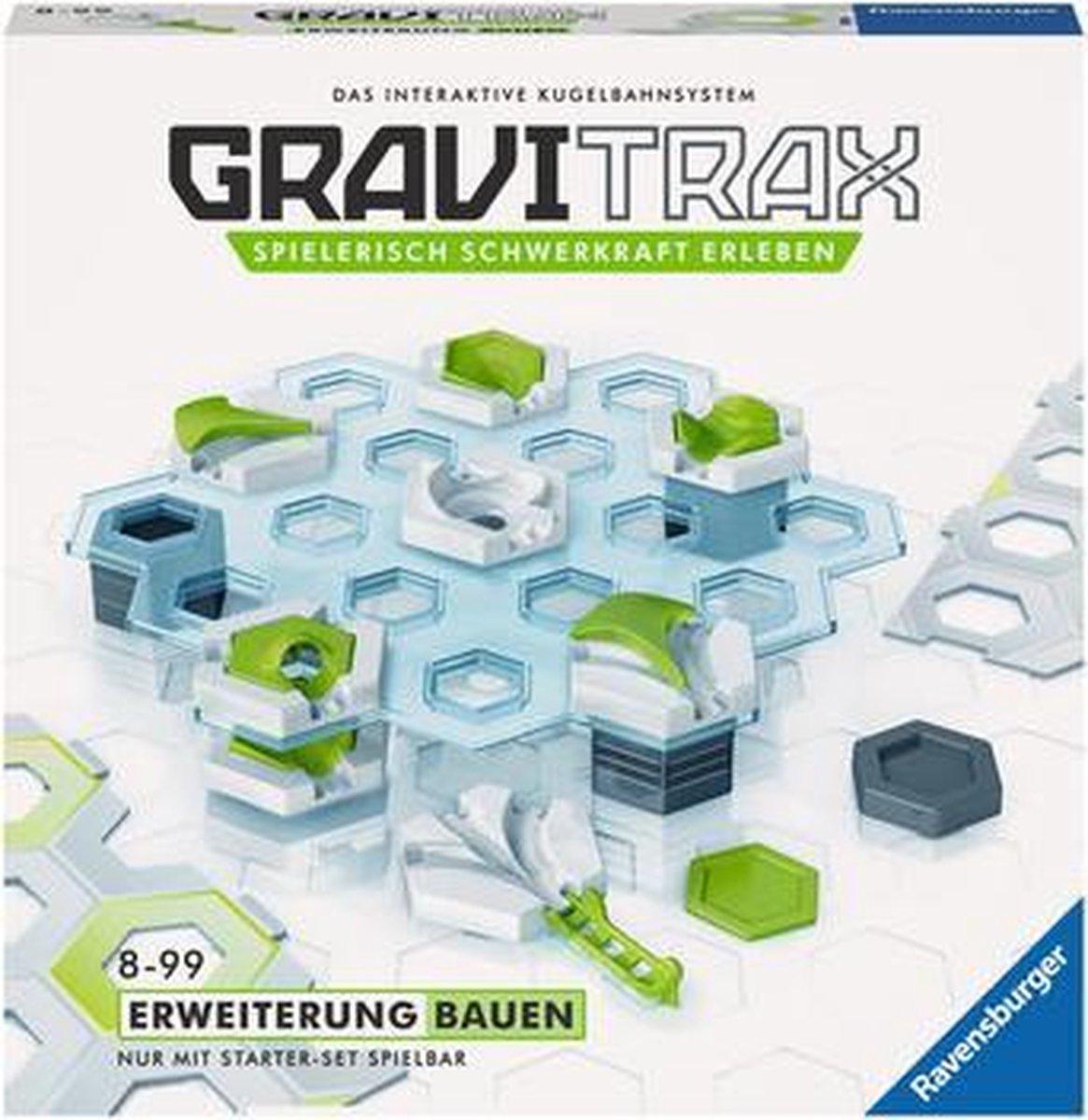 Ravensburger-GraviTrax-uitbreidingsset-bouwen