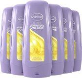 Andrélon Verrassend Volume Conditioner - 6 x 300 ml - Voordeelverpakking