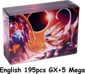 POKEMON Kaarten - Holografische Kaarten - Verzamelkaarten - pokemon kaartenset 200 stuks VMAX GX + MEGA - Trading cards - Speelkaarten