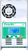 PowMr 60A MPPT Solar Laadregelaar 12V 24V 36V 48V Auto Solar Regulator met LCD-scherm MPPT-60A