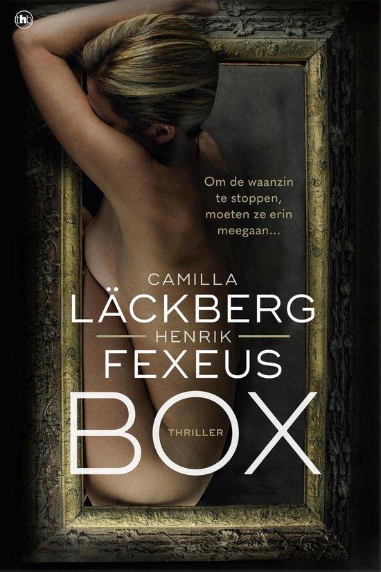 Boek cover Box van Camilla Läckberg (Onbekend)