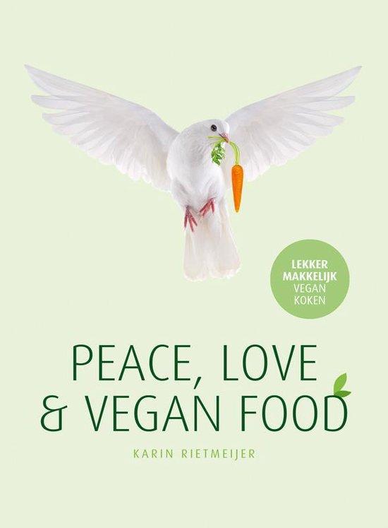 Peace, Love & Vegan Food