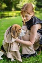 Pepets© – Hondenhanddoek – Honden Handdoek – Microvezel Handdoek – Handdoek...