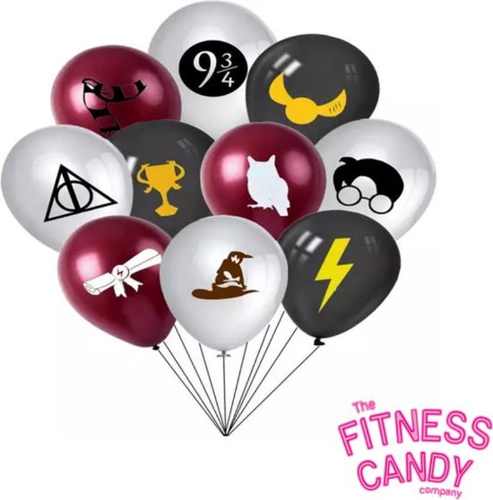 Harry Potter ballonnen - Set van 20