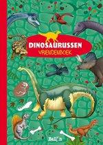 Vriendenboek 0 -   Vriendenboek Dinosaurussen
