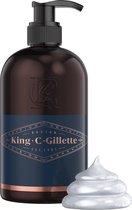 King C. Gillette Baard En Gezichtsreiniger Voor Mannen 350 ml