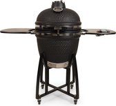 Patton Kamado Premium Grill 21 inch (2021) incl. 6 voudige bluetooth Thermometer en multicooking systeem
