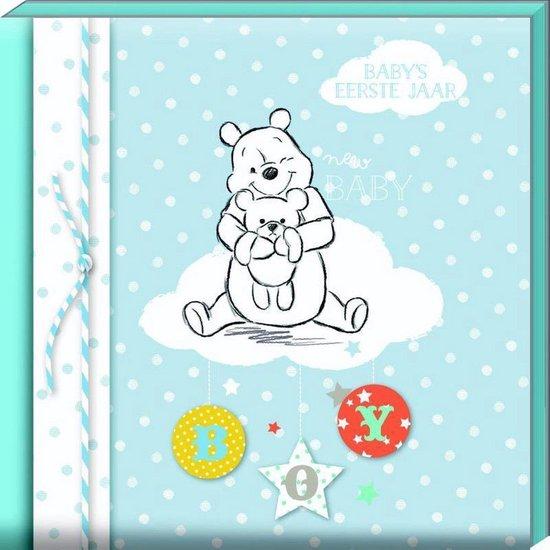 Afbeelding van Disney Interstat Boekje Babys Eerste Jaar - Boy