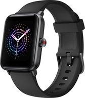 MAOO BOOST Smartwatch - Incl. screenprotector – Waterproof – Smartwatch heren – Smartwatch dames - Stappenteller – Horloge – Zwart