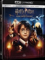 Harry Potter and the Philosopher's Stone (4K Ultra Blu-ray) (Steelbook)
