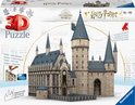 Ravensburger 3D Puzzel Harry Potter Zweinstein Kasteel - 540 stukjes