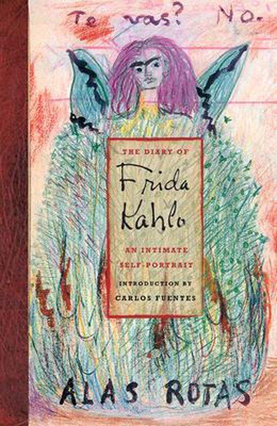 Boek cover The Diary of Frida Kahlo van Carlos Fuentes (Hardcover)