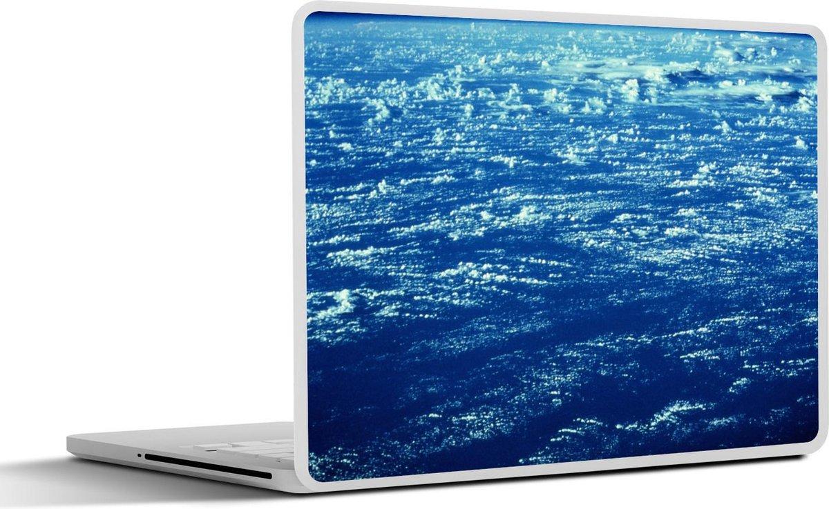Laptop sticker - 12.3 inch - IJsschotsen in Stille oceaan