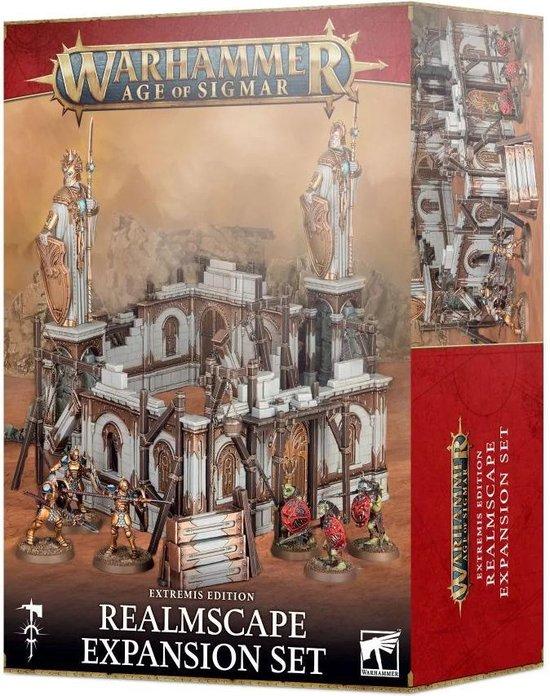 Afbeelding van het spel Warhammer Age of Sigmar: Extremis Edition – Realmscape Expansion Set