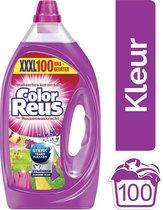 Color Reus Gel Vloeibaar Wasmiddel - Gekleurde Was - Voordeelverpakking - 100 wasbeurten