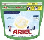 Ariel All in 1 Wasmiddel Pods Sensitive - 2x40 Wasbeurten - Voordeelverpakking